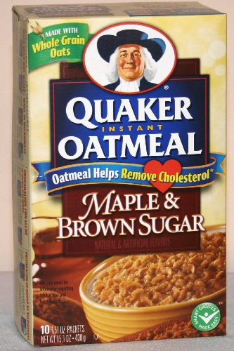 There s a new  11 Quaker Oats  Quaker Oats Oatmeal