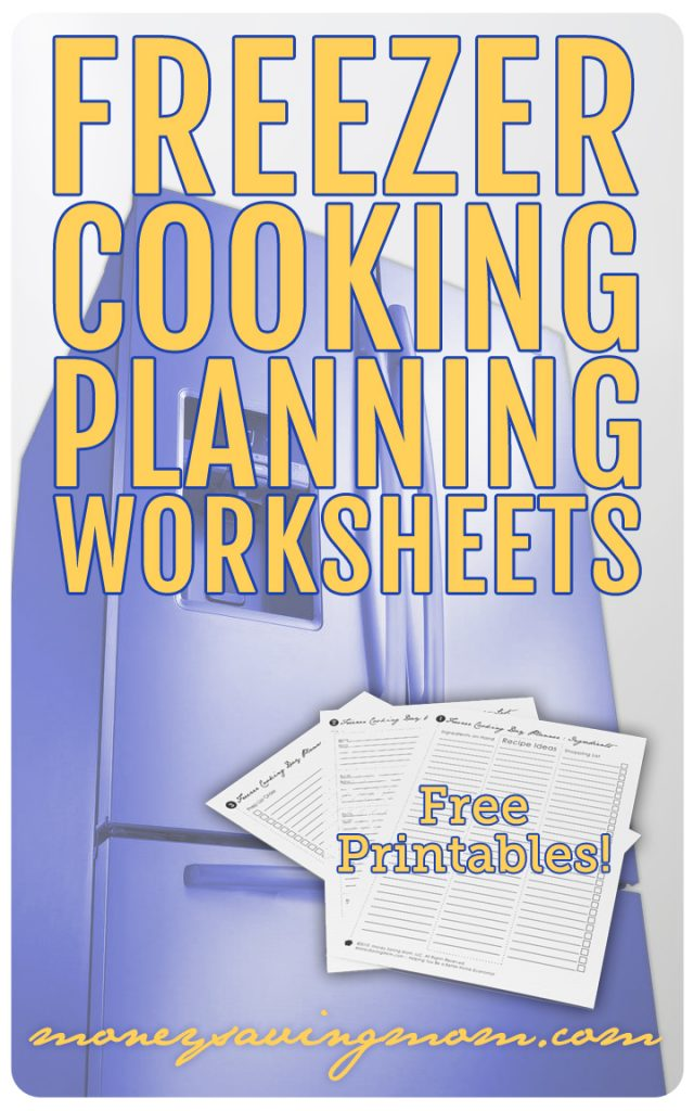 Freezer-Cooking-Planning-Worksheets