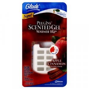 how to clean glade plug in
