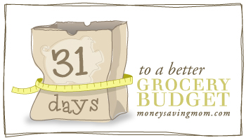 31 days to a better grocery budget menu planning on a budget part