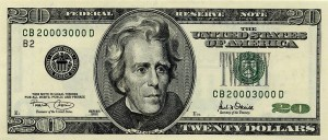 photo regarding Printable 20 Dollar Bill named The $20 Monthly bill Issue Monetary Conserving Mom® : Revenue Conserving Mom®
