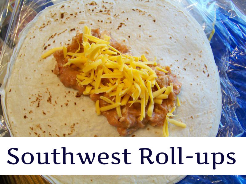 southwest roll ups