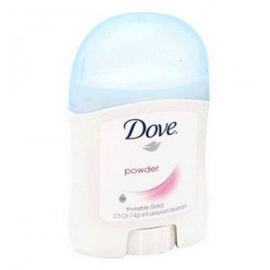 $1.50/1 Dove deodorant = free travel-sized deodorant