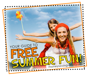 Your Guide for a FREE summer of fun!