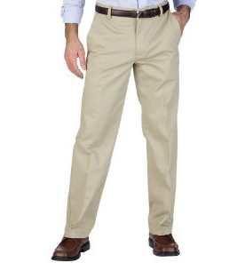 Target: Men's Khaki Pants for $8.99 shipped - Money Saving Mom®