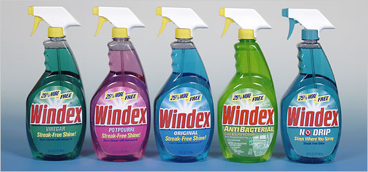 Get Windex Cleaner for just $1.09 per bottle at Target right now!
