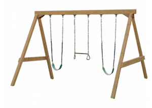 Free Diy Plans For A Swing Set