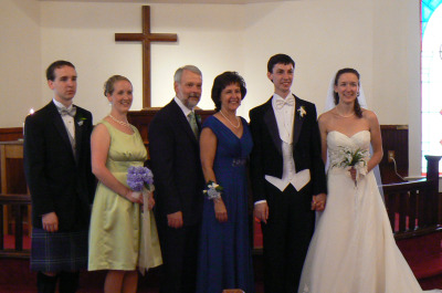 We Paid Cash for College and a Wedding