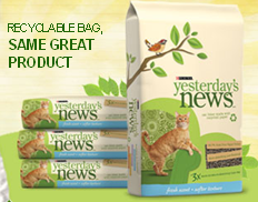 Yesterday's news litter coupon 2018