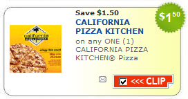 $2/1 and 1.50/1 California Pizza Kitchen coupons = free at Meijer ...