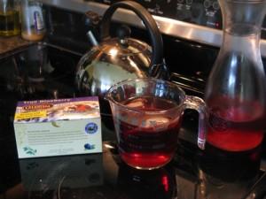 Fruit juice alternative