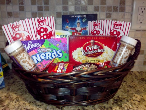 Using your stockpile to make gift baskets for christmas money shannon at for the mommas has some great ideas for using your stockpile items to create unique and inexpensive gift baskets do any of you repurpose your negle Image collections