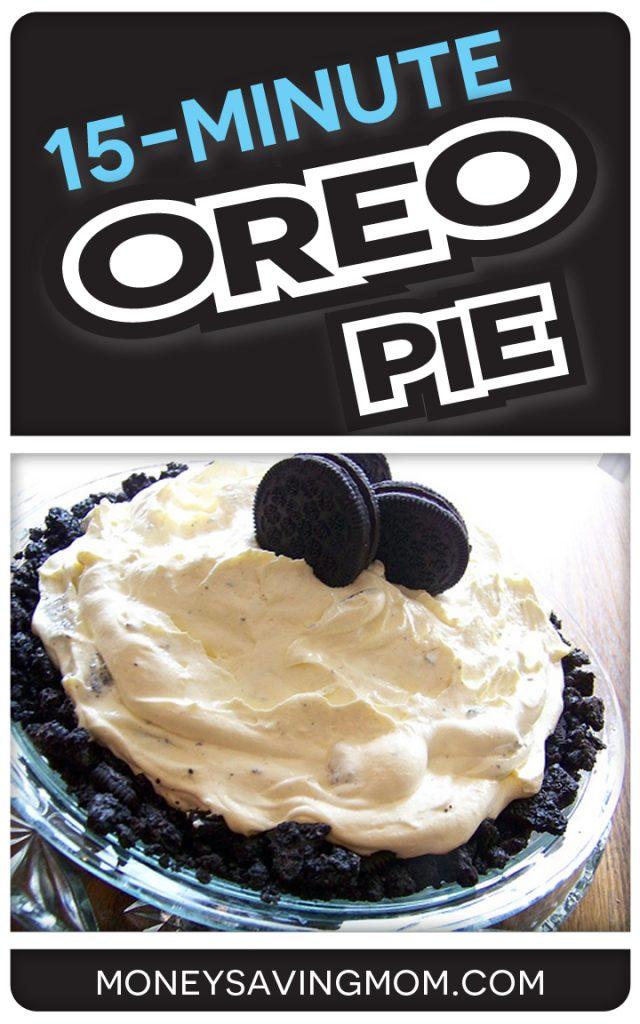 15-Minute-Oreo-Pie