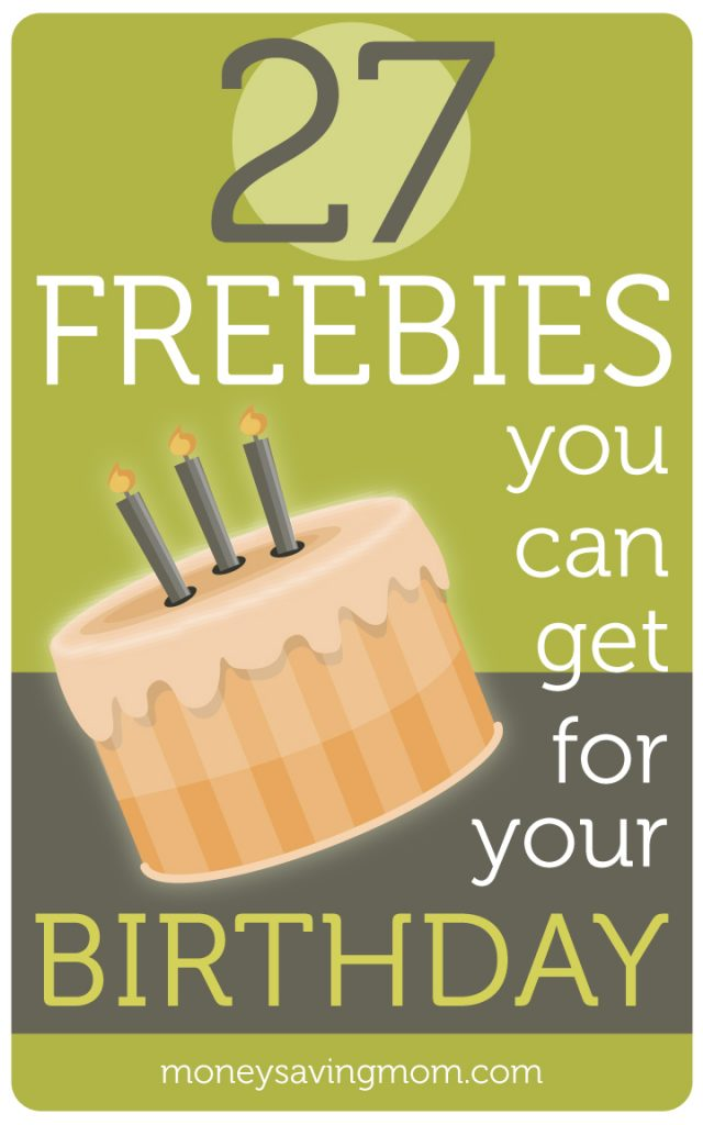 What better way to celebrate your birthday than with a flurry of freebies and discounts from your favorite restaurants, retailers, and ice cream shops? While lots of restaurants give you free food.