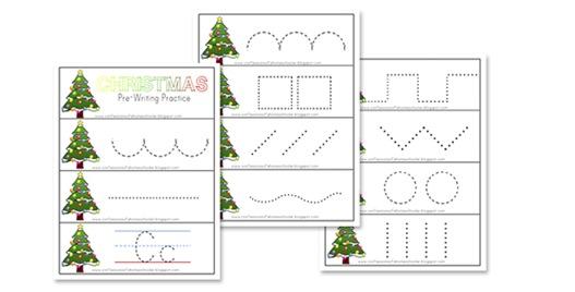 Educational Freebies Christmas Preschool Printables Money Saving. Preschool. Christmas Worksheet For Preschool At Clickcart.co
