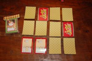 Do it yourself holiday memory game money saving mom money memory card game 2 solutioingenieria Choice Image