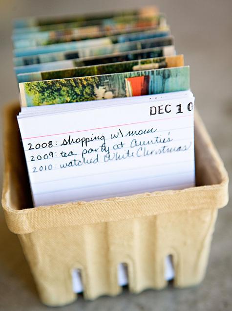 Do it yourself vintage postcard calendar journal money saving mom overwhelmed solutioingenieria Image collections