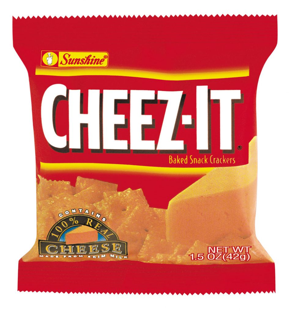 Vote for which kind of Cheez-Its you think should be created next and ...