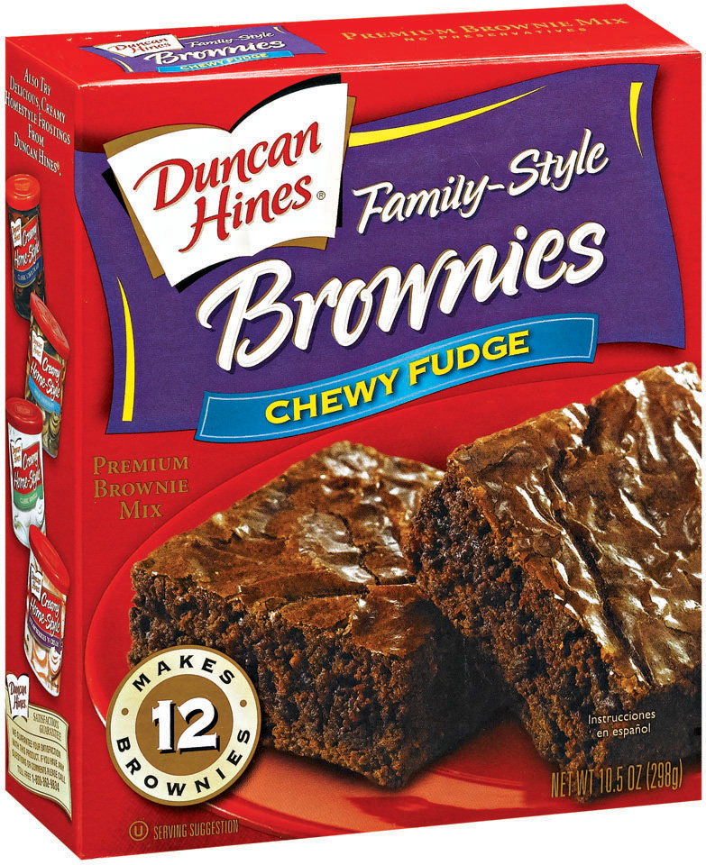 $0.50/1 Duncan Hines Brownies printable coupons - new link ...