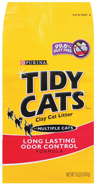 After I Posted The Deal For A 10 Pound Bag Of Tidy Cats Litter 0 67 Yesterday Elisa Wrote In With Following Tip