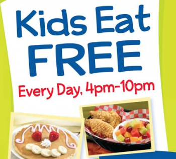 What Time Do Kids Eat Free At Ihop