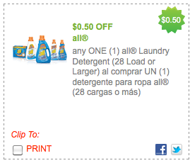 Surf laundry detergent coupons printable