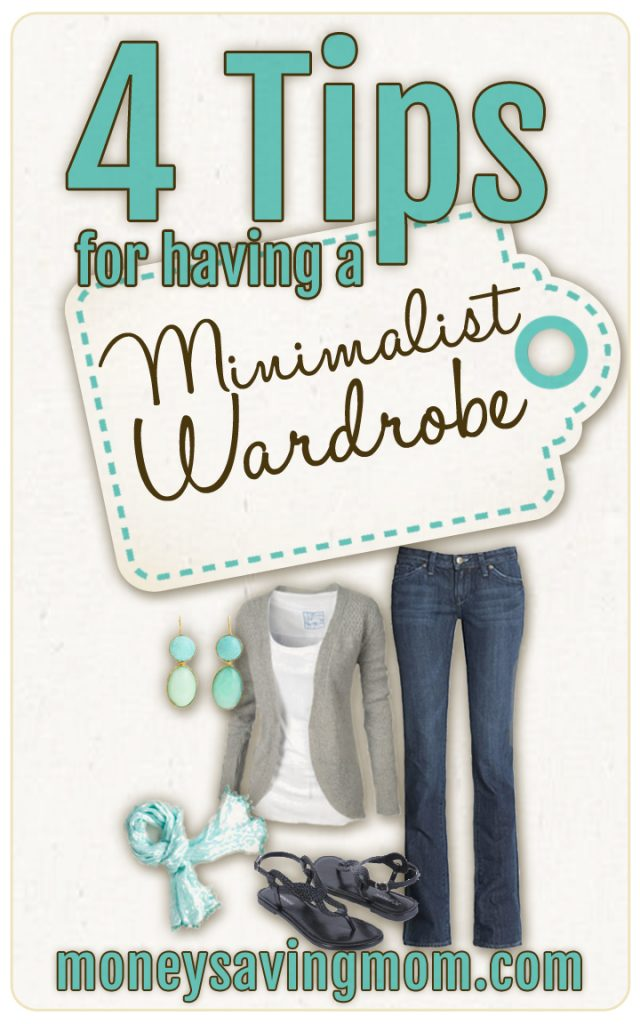 8a51a3eb1a 4 Tips for Having a Minimalist Wardrobe - Money Saving Mom®   Money ...