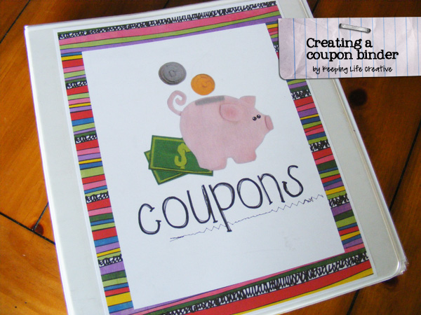 photograph regarding Coupon Binder Printable named How toward produce your private coupon binder (+ totally free printables