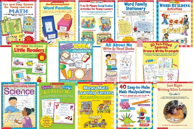 10 Scholastic Books Franklin, Bear - Karma Wilson, Pizza, Beaver, Bat