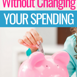 Save money without even changing your spending habits! These are GREAT ideas!