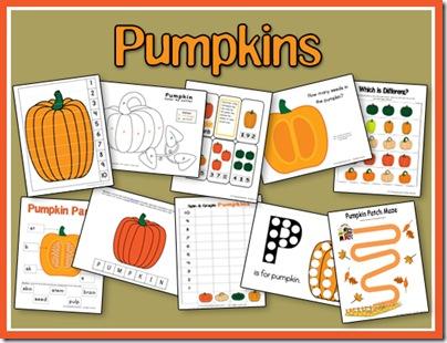 Click to Download - Pumpkin Activities For Kindergarten