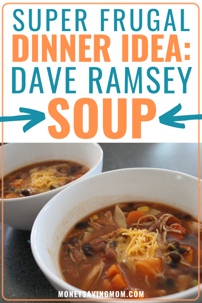 Dave Ramsey Frugal Soup