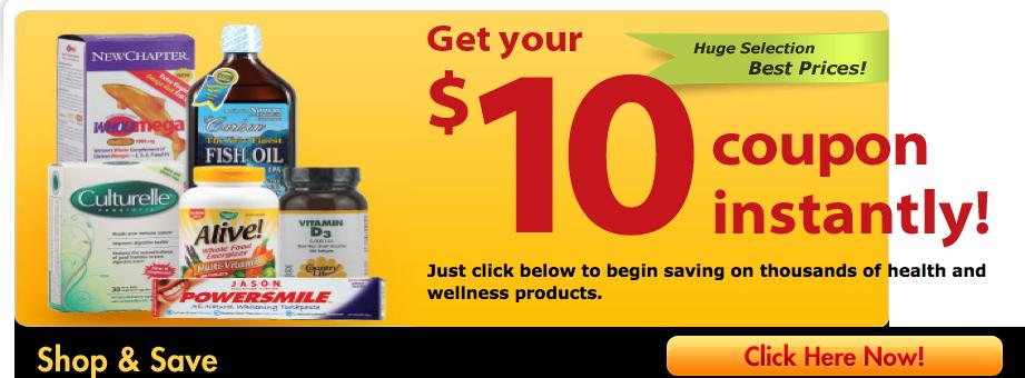 Vitacost coupon code 20
