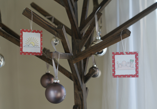 ... : Advent Boxes, The Names of Jesus Chain, and Jesse Tree printables