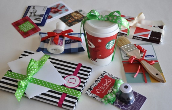 Creative Gift Card Wrapping Ideas Money Saving Mom
