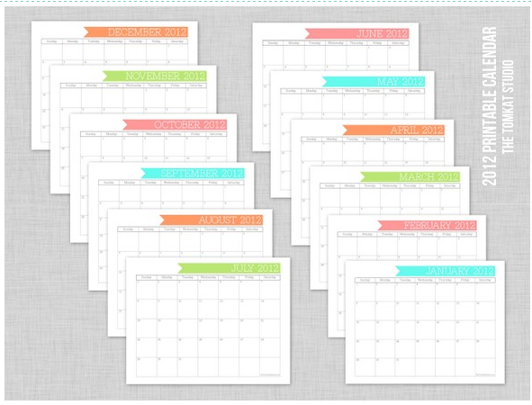 6 Free Resources to Help You Get Organized in 2012 Money Saving Mom – Free Download Daily Planner