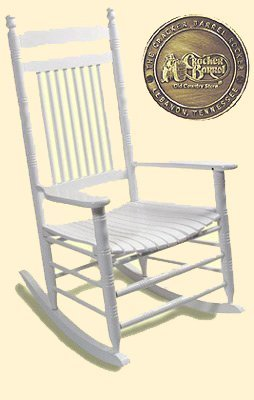48 Hour Giveaway Cracker Barrel Rocking Chair 1 Winner