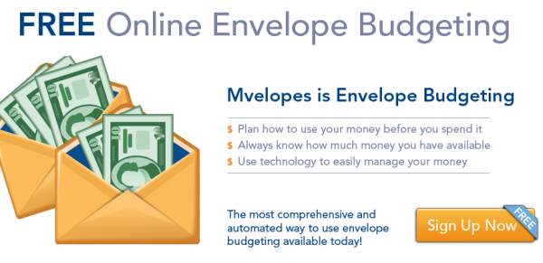 mvelopes free online budgeting tool money saving mom money