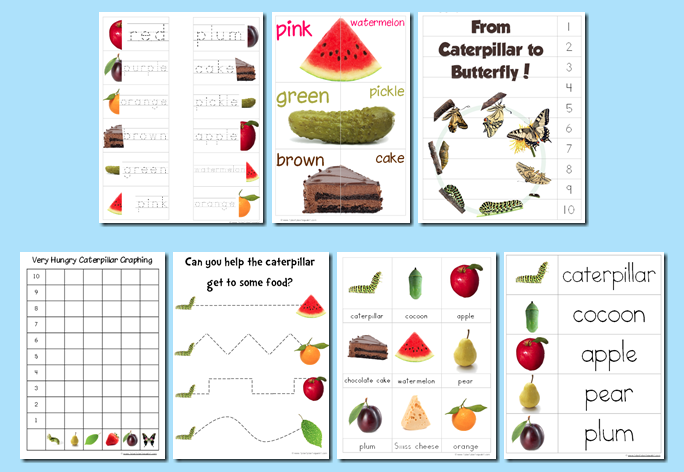 Download a free preschool pack with activities based on the book, The ...