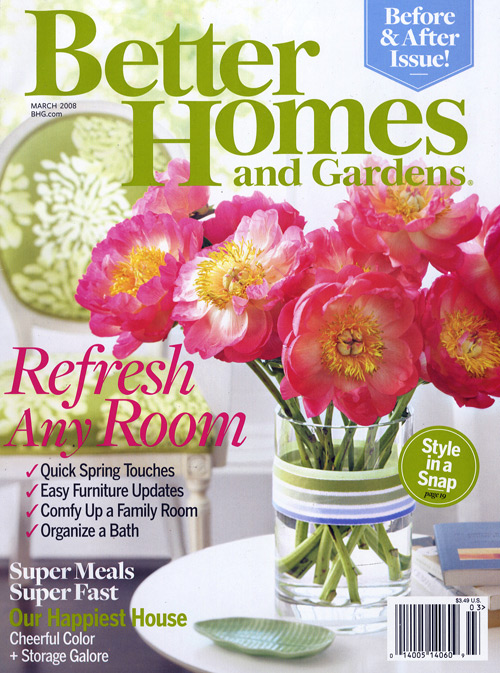 Free Subscription To Better Homes & Gardens Magazine - Money