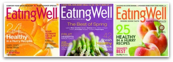 Eating Well Covers