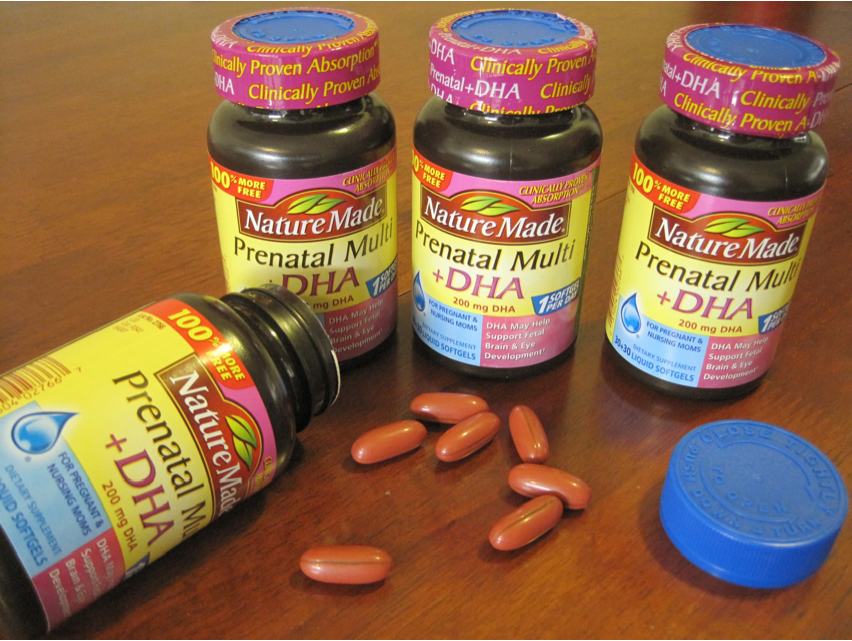 Nature Made Prenatal Vitamins Dha Cvs