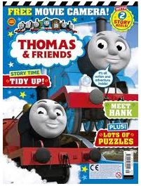 Thomas & Friends Magazine for $14.99 per year