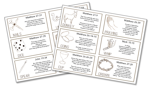 Free Downloadable Resurrection Eggs Printable Favorite Loading Add To My Favorites If