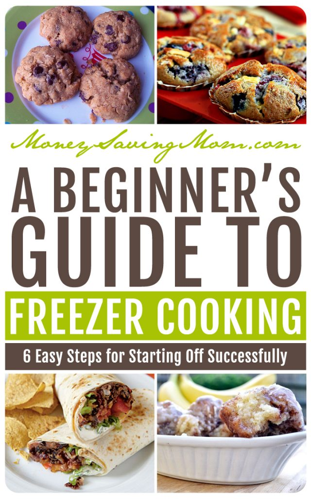 A Beginner's Guide to Freezer Cooking