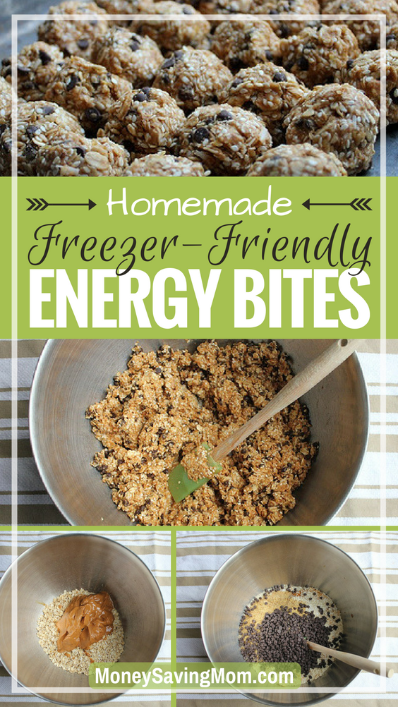 Craving a filling snack? These homemade energy bites are delicious, adaptable, packed with nutrition, and freezer-friendly!