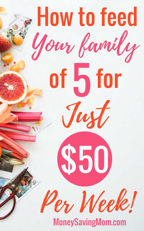 These 7 grocery budgeting secrets will help save you $400 per week on groceries -- nearly $4800 per year!