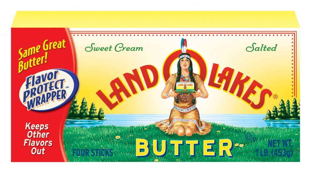 Land O Lakes Butter Logo