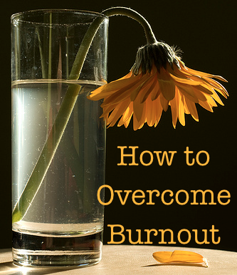 How to Overcome Burnout and Get Back on a Routine (Part 1) - Money ...