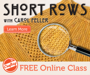 ShortRows300x250 Online Knitting Stores